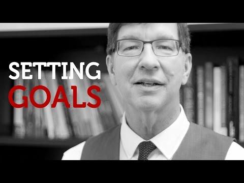 Setting Goals with David Christianson
