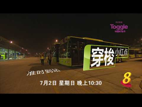 """""""BUSES: DAWN TO DUSK"""" Channel 8 Ep 1 Trailer"""