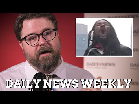 Daily News Weekly : Pot smoking syndrome, 911 'hero' and snake in the toilet