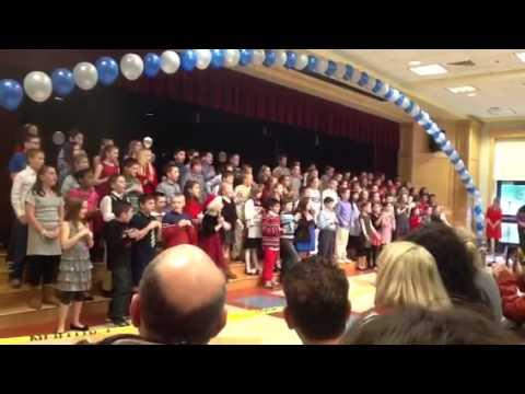 Hull elementary school 5th grade concert