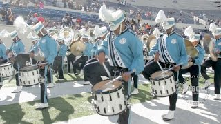 Jackson State Marching into Southern Heritage Classic 2015