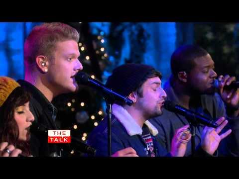 "Pentatonix - ""Carol of the Bells"" LIVE on The Talk"