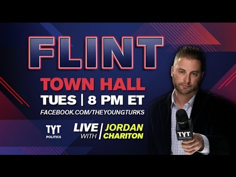 Jordan Hosting Flint Town Hall March 28th At 8pm ET