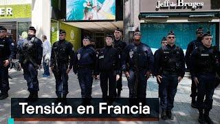 Tensión en Francia a horas de jornada electoral - Despierta con Loret