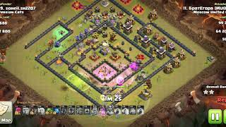 Clash of MU ! Брат квинхил (Clash of Clans