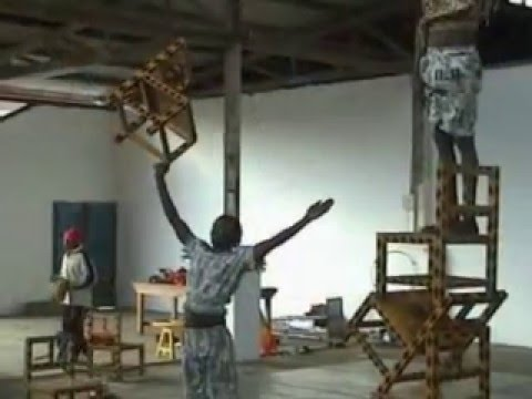 The nafsi africa acrobats