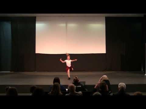 Karys Emery - 'Create' Choreography Submission 2018