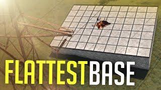 THE FLATTEST RAID HAS A SURPRISE!  - Rust Survival [5/6]