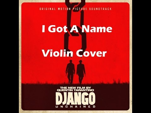 I Got A Name - Jim Croce - Django Unchained (sound track) - Violin Cover - Maxime Ceran