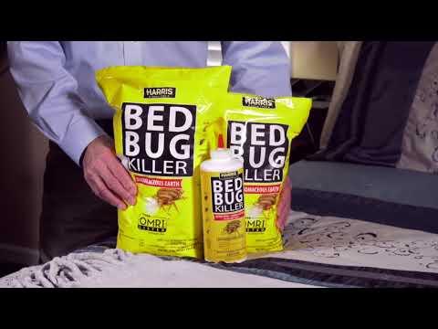 Harris Bed Bug Killer -- Diatomaceous Earth