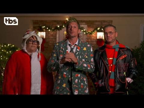 Andy Milonakis, Simon Rex & RiFF RAFF Sing 'Ho-Ho-Loco'   SURPRISE! INSTANT XMAS CAROL!   TBS