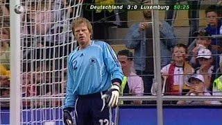 Kahn gegen Luxemburg | 2006