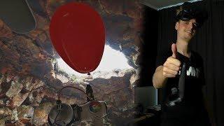 BALLONNEN SLAAN IN IJSLAND (Virtual Reality)