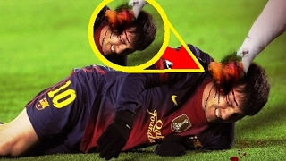 Horrific Football Injuries - 10 most horrific football injuries (18+) reaction!!!