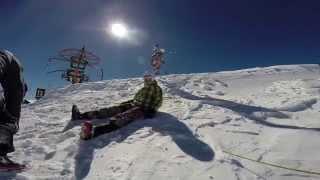 Andorra SnowScoot Trip