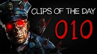 "Crazy Fails on ""Gorod Krovi"" - Zombie Clips of The Day"