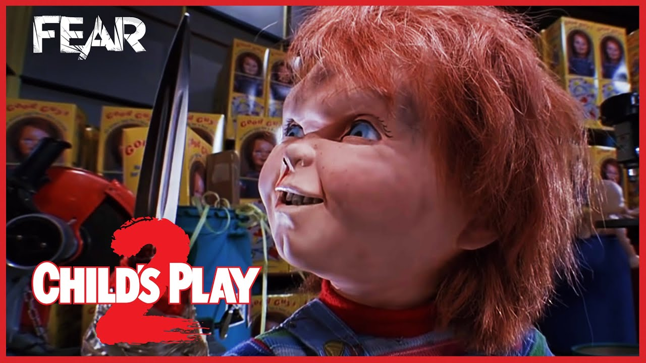 Download Chucky Gets His Hand Ripped Off | Child's Play 2