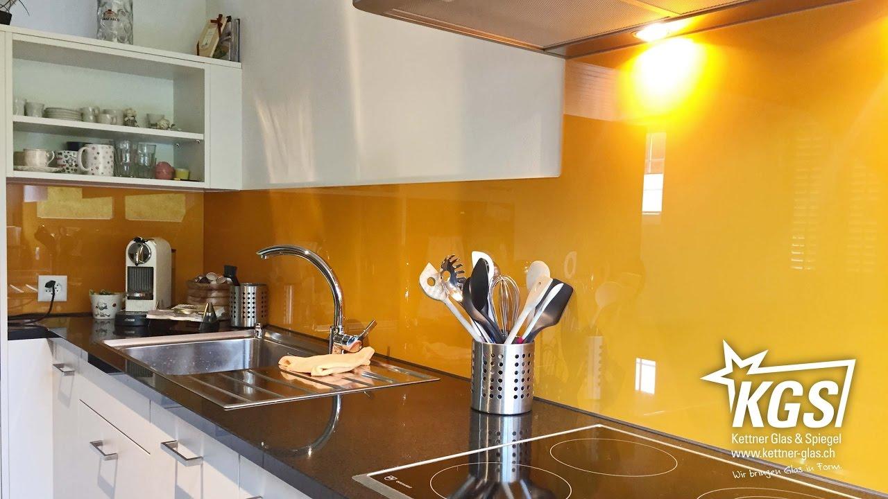 Großzügig Lackiertes Glas Küchenrückwand Ideen - Die Designideen für ...