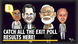 2018 Karnataka Assembly Election: Here's What Exit Polls Predict | The Quint