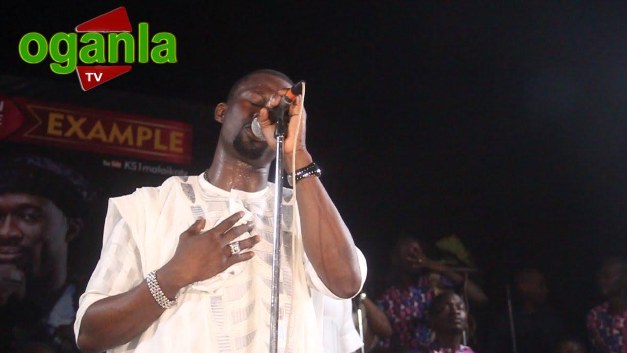 Download SULAIMON ALAO ADEKUNLE MALAIKA LIVE ON STAGE
