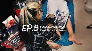 THINK EP.8 - Black&Grey Tattoos // ช่างอัล