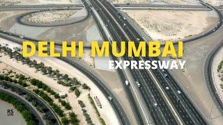Delhi Mumbai Expressway 32 Lane Toll Plaza