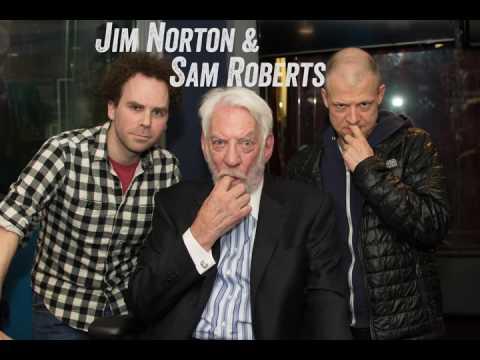 Donald Sutherland Farts On Command - Jim Norton & Sam Roberts