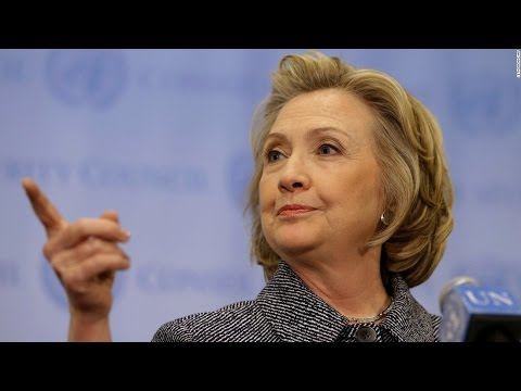 Hillary Takes A Break From Campaigning For Finance Industry Fundraiser