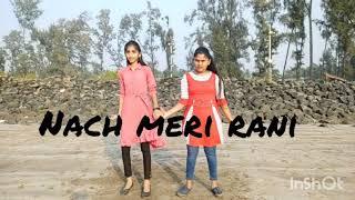 Naach Meri Rani : Guru Randhawa Feat. Nora Fatehi |Tanishk Bagchi |Nikhita Gandhi |Bhus...
