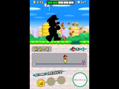 New <b>Super Mario Bros</b>. DS - Action Replay <b>Cheat</b> Ninja <b>Mario</b>! - YouTube