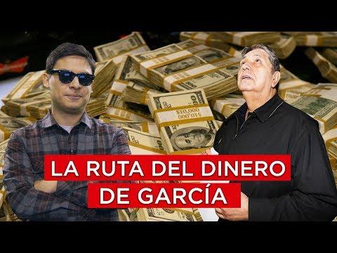 La ruta del dinero de Alan García - Curwen en La República