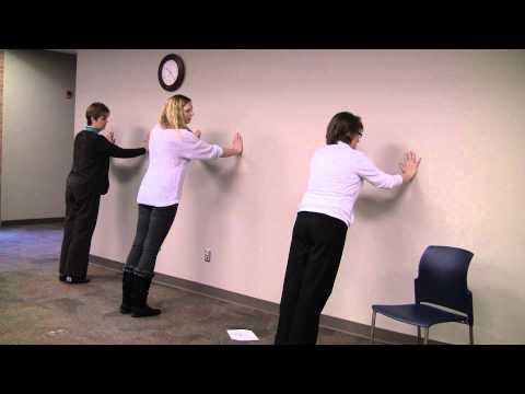 Exercise at Your Desk - Nebraska Medicine