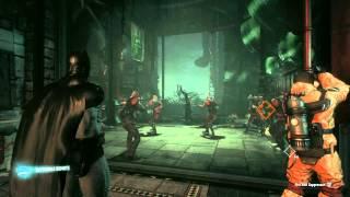 BATMAN™: ARKHAM KNIGHT walkthrough (Dark knight returns skin DLC) part 5