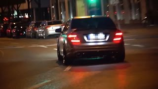 THE LOUDEST C63 OF GERMANY!!!