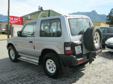 1997 mitsubishi pajero 2 8 tdi swb 4x4 auto for sale on auto trader south africa youtube. Black Bedroom Furniture Sets. Home Design Ideas