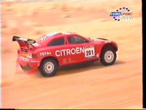 RALLY TUNISIA 1997 PART 6
