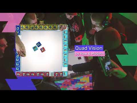 Mash Machine Sessions: Quad Vision