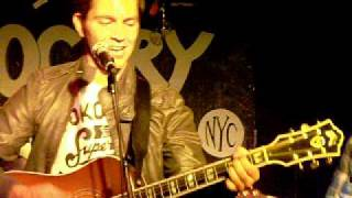 "Andy Grammer - ""Ladies"" in NYC"