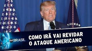 Tensцёo no Oriente Mц©dio: Analistas acham exagero falar em guerra mundial | SBT Brasil (03/01/20)