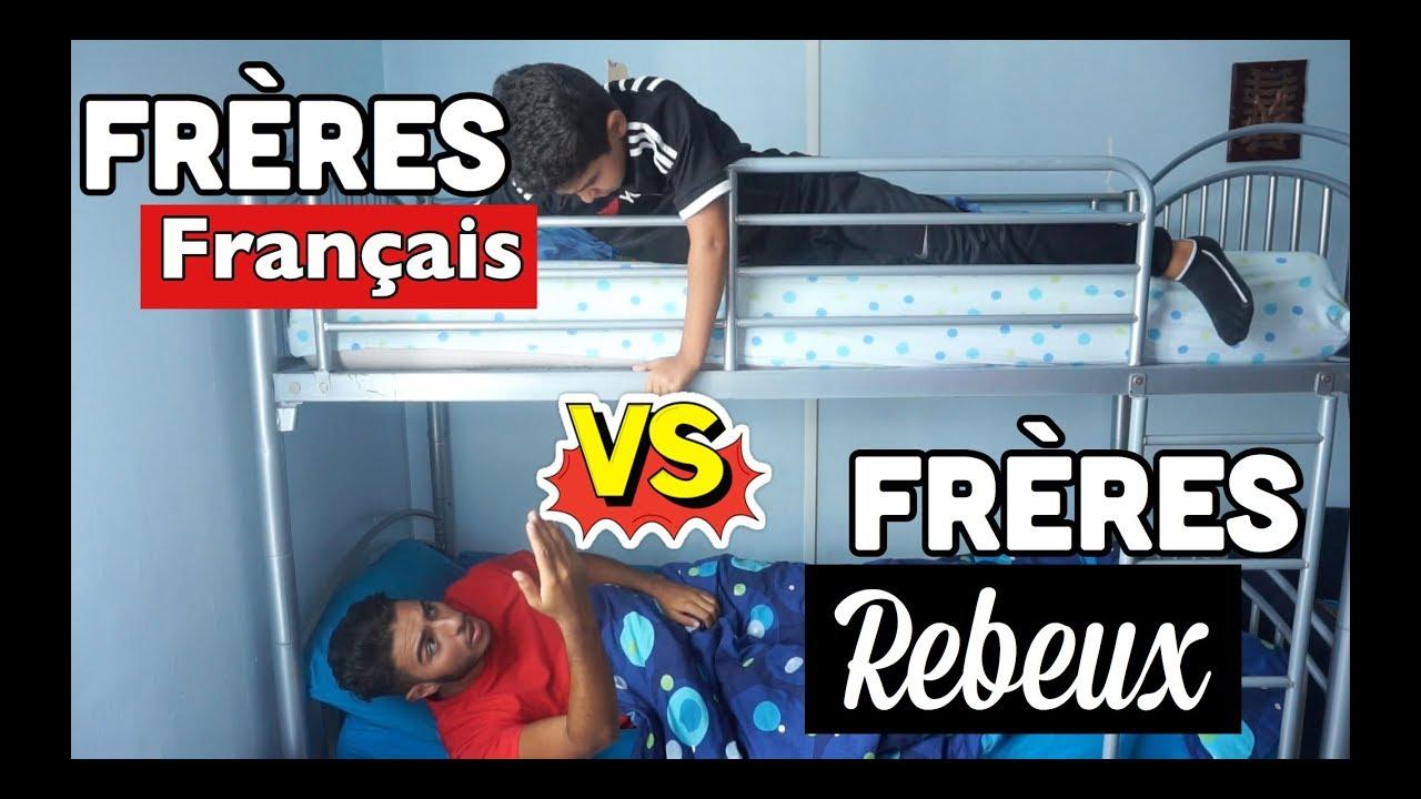 FRÈRES FRANÇAIS VS FRÈRES REBEUX
