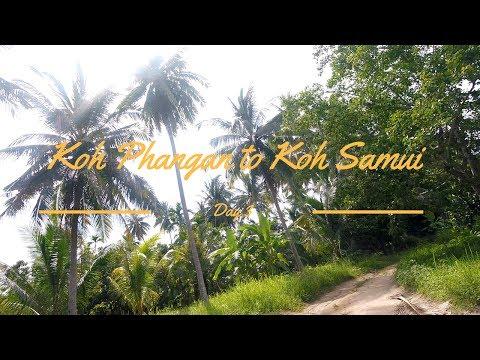 Thailand vlog day 3 (Kho Phangan &  Koh Samui)
