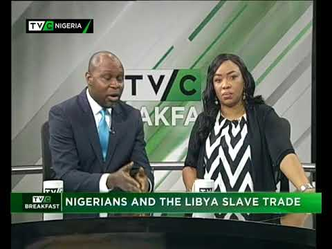 TVC Breakfast December 5th | Nigerians and the Libya slave trade