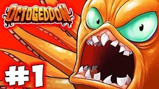 Octogeddon - Gameplay Walkthrough Part 1 - Epic New Game! (PC)