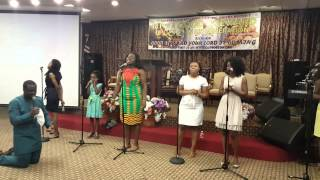 Sunday Worship led by Yaw Osei-Owusu
