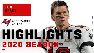 Tom Brady Full Season Highlights | NFL 2020