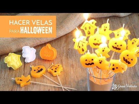 Hacer adornos halloween caseros youtube - Decoracion halloween casera ...