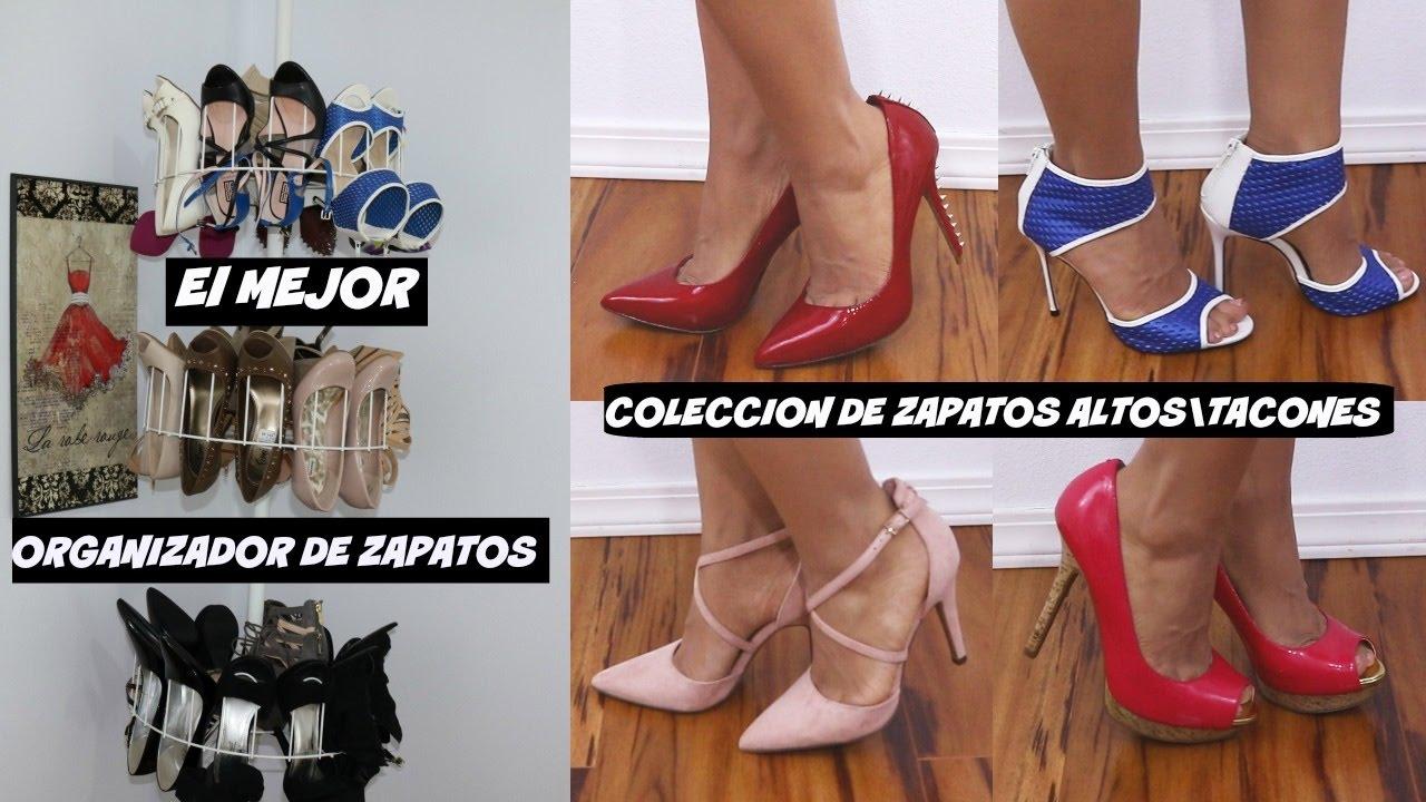 Coleccion de zapatillas 2017 el mejor organizador de for Cuarto de zapatos
