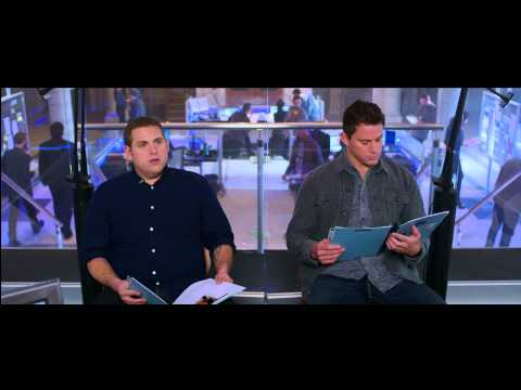 Jonah Hill and Channing Tatum are going to college in new 22 Jump Street clip