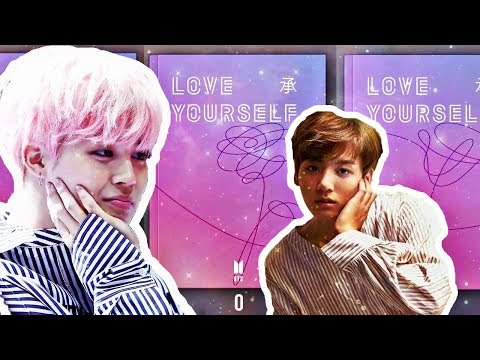 """BTS  """"Теория"""" по """"Love yourself"""" и comeback """"Her""""  by Naked Souls"""