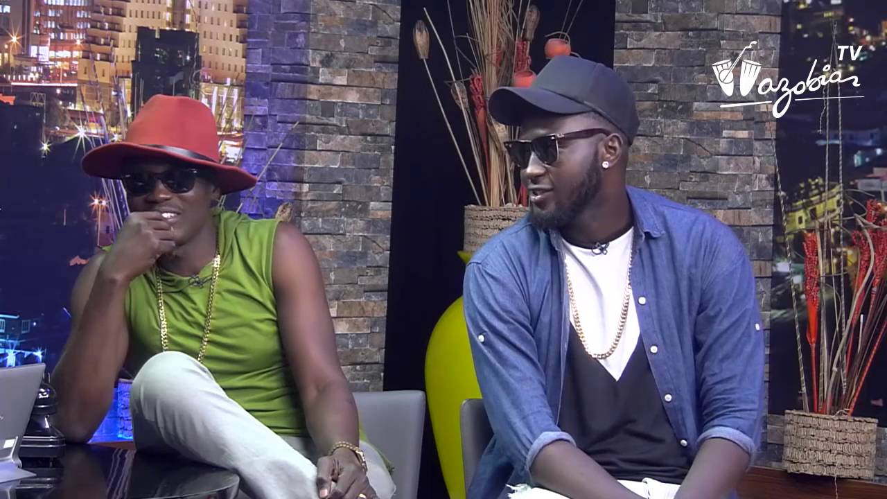 Download NIGHT SHOW -Interview with SOUND SULTAN & BLACKAH (Musicians) | Wazobia TV